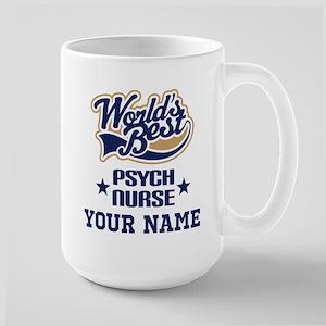 Psych Nurse Personalized Gift Mugs
