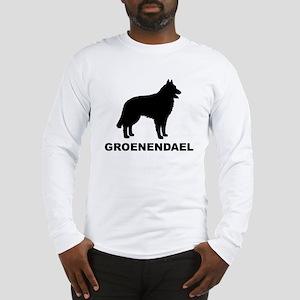 Groenendael Dogs Long Sleeve T-Shirt