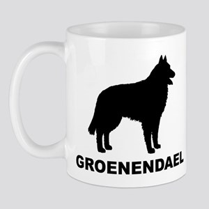 Groenendael Dogs Mug
