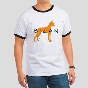Ibizan Hound (gold) Ringer T
