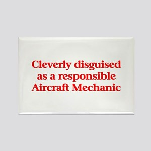Aircraft Mechanic Magnets