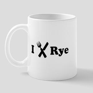 I Eat Rye Mug