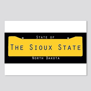 North Dakota Nickname #2 Postcards (Package of 8)