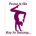 Gymnastics Poster - Focus