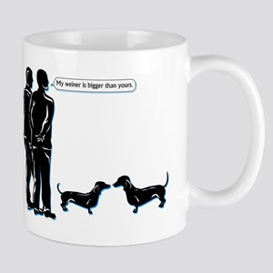 My Weiner is Bigger Than Your Mug