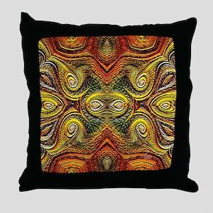 ANASAZI - IX Throw Pillow