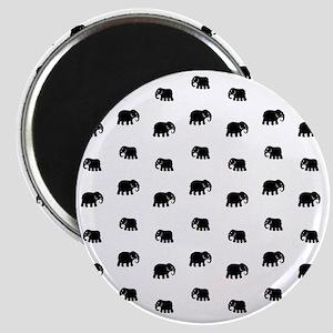 elephants Magnet
