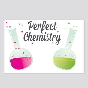 Perfect Chemistry Postcards (Package of 8)