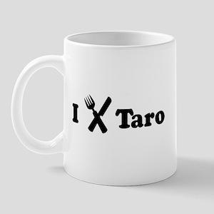 I Eat Taro Mug