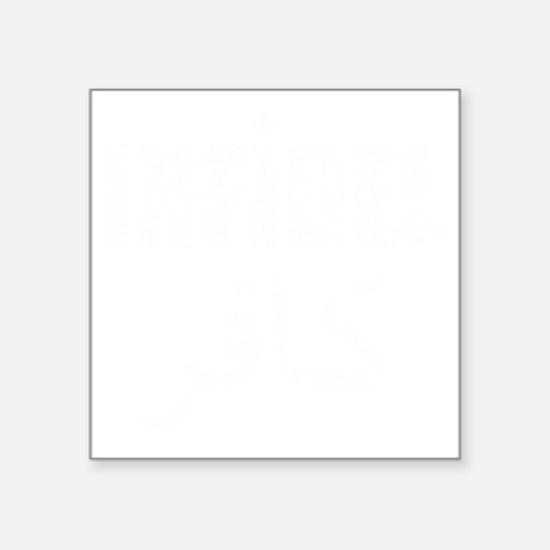 """Infidel Square Sticker 3"""" x 3"""""""