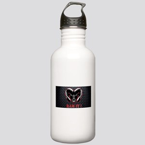 Ram It Diamond Plate Water Bottle