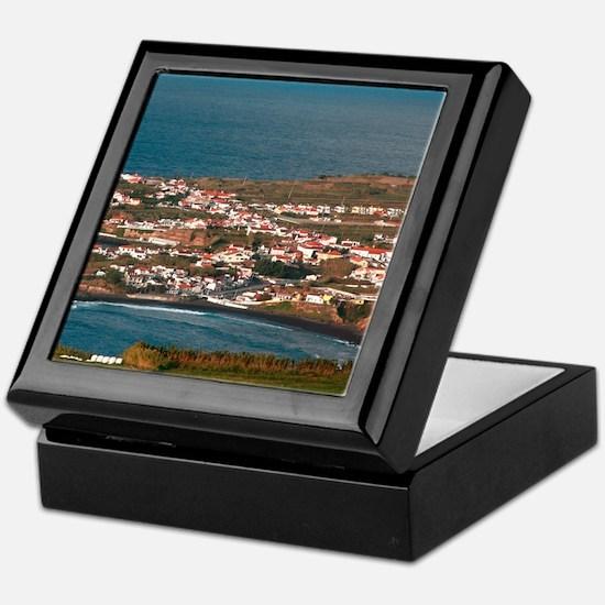 Coastal parish Keepsake Box