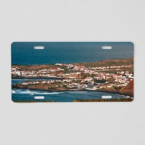 Coastal parish Aluminum License Plate