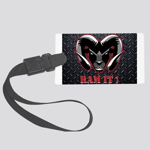 Ram It Luggage Tag