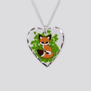 Kirameki Necklace Heart Charm