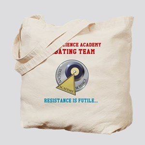Vulcan Science Academy Debating Team Tote Bag