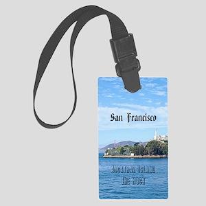 SanFrancisco_2.3665x4.598_iPhone Large Luggage Tag