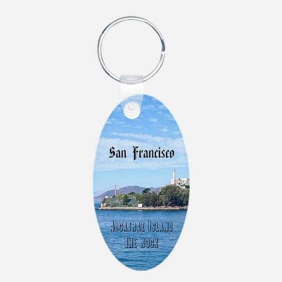 SanFrancisco_2.3665x4.598_i Keychains