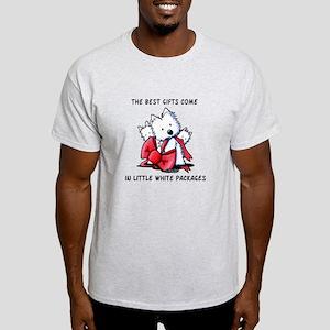 Westie Gift Light T-Shirt