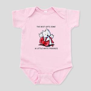 Westie Gift Infant Bodysuit