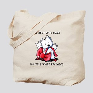 Westie Gift Tote Bag
