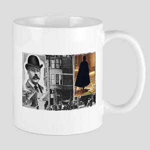 Dr. H.H. Holmes & Jack The Ripper Mugs