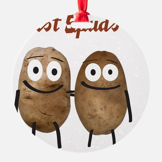 Best Spuds Ornament