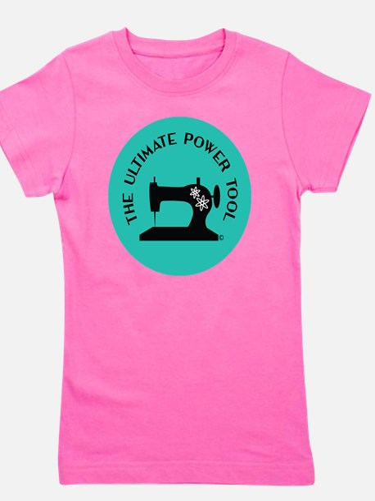 Sew Sassy - Ultimate Power Tool Girl's Tee