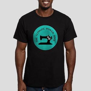 Sew Sassy - Ultimate P Men's Fitted T-Shirt (dark)