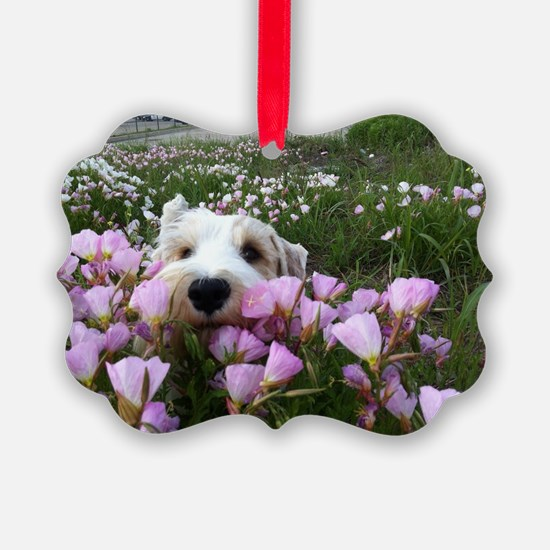 flower dobby Ornament
