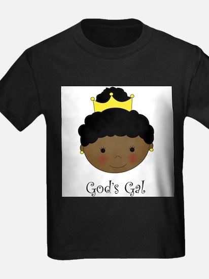 God's Gal African T-Shirt