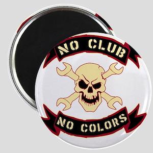 No colours no club Magnet