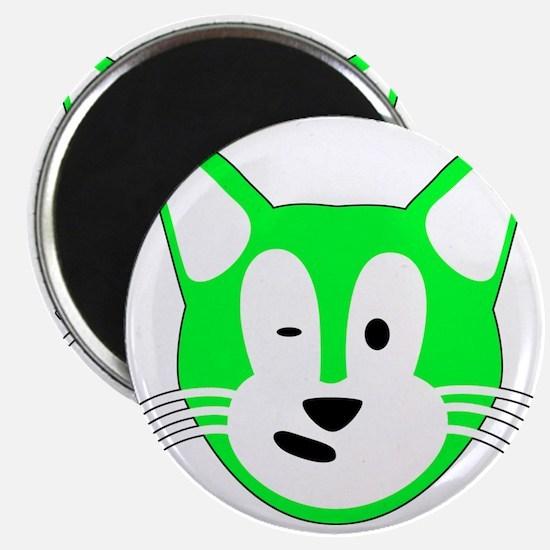 Sam Cat for Can Cooler Magnet