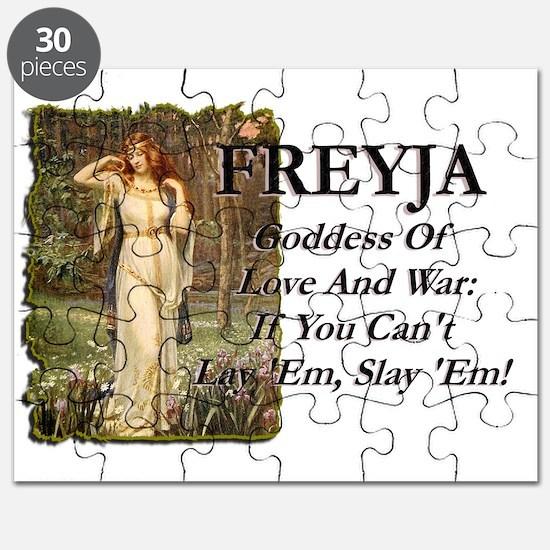 Freyja Puzzle