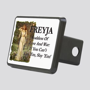 Freyja Rectangular Hitch Cover