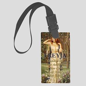 Freyja Large Luggage Tag