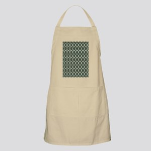 Rectangle Links D60x84 W Dk Loden Apron