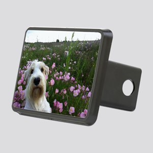 Dobby Face Rectangular Hitch Cover