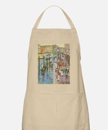 Grand Canal, Venice by Prendergast Apron