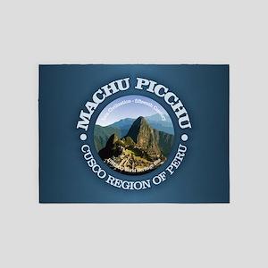 Machu Picchu 5'x7'Area Rug