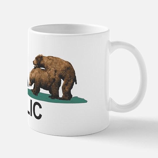 Calipornia Logo Mug