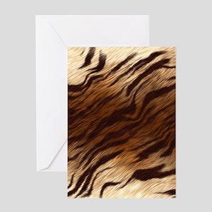 60x84_Curtain47 Greeting Card