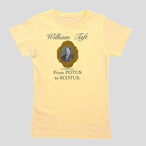 William Taft Girl's Tee