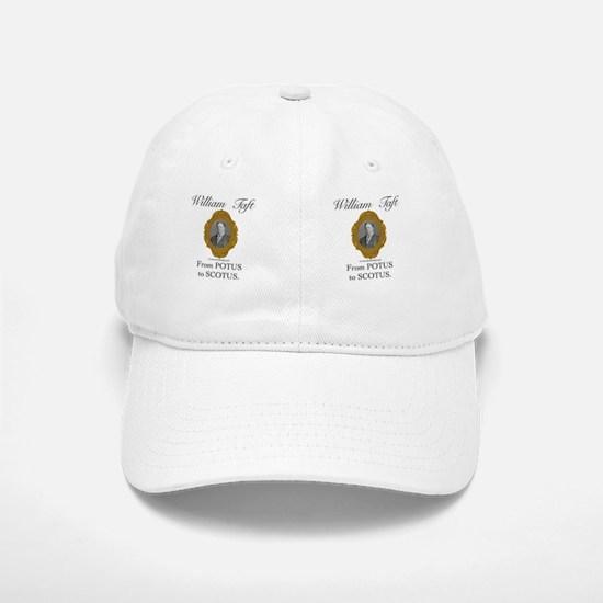 William Taft Mug Baseball Baseball Cap