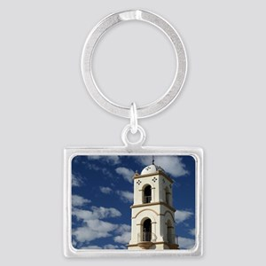 Ojai Tower Landscape Keychain