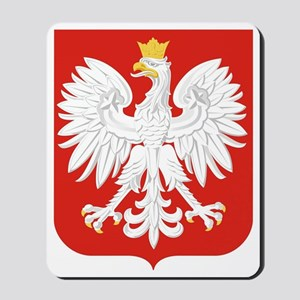 Polish Eagle Mousepad