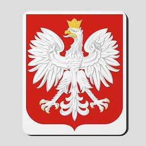 Polish Eagle Mousepad
