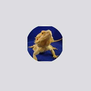 Bearded Dragon Mini Button