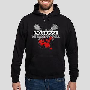 Lacrosse No Blood No Foul Hoodie (dark)