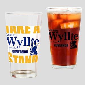 Adrian Wyllie Drinking Glass